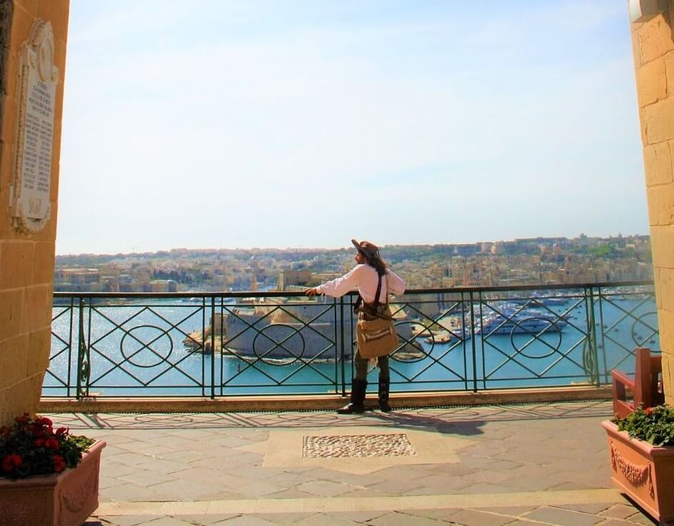 private tour Valletta