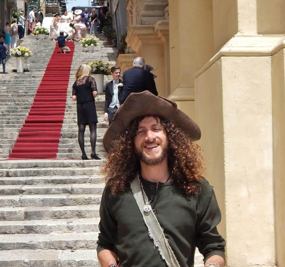 Corsairs of Malta Walking Tours