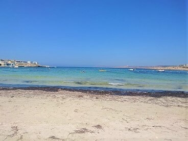 beaches In Malta