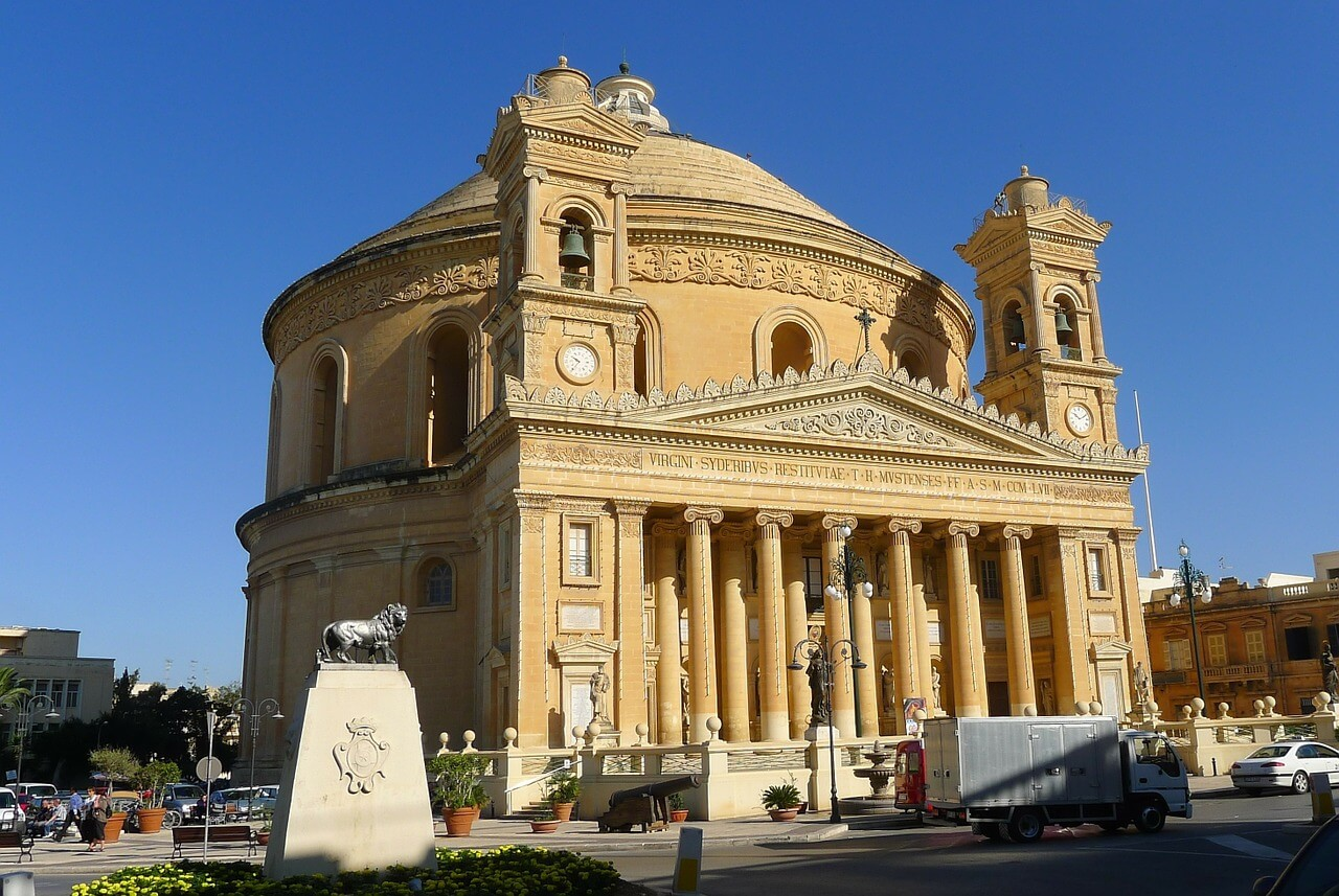 churches in Malta