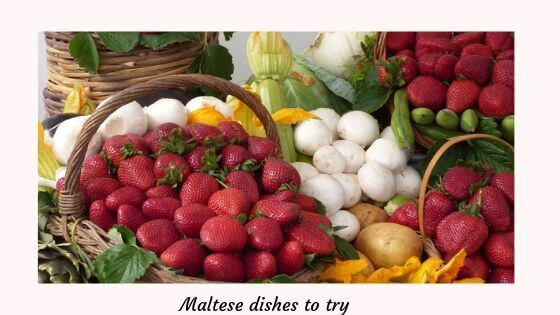 Maltese dishes to try