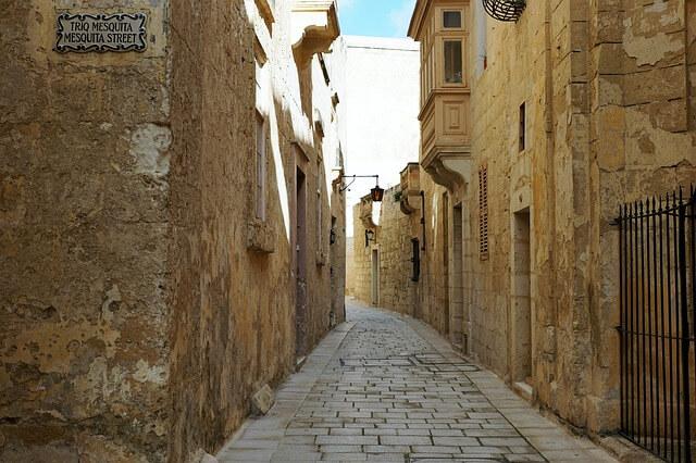 Haunted places in Malta