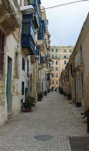 streets in valletta