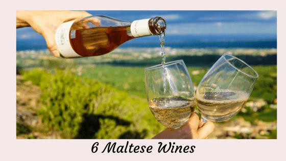 6 Maltese Wines