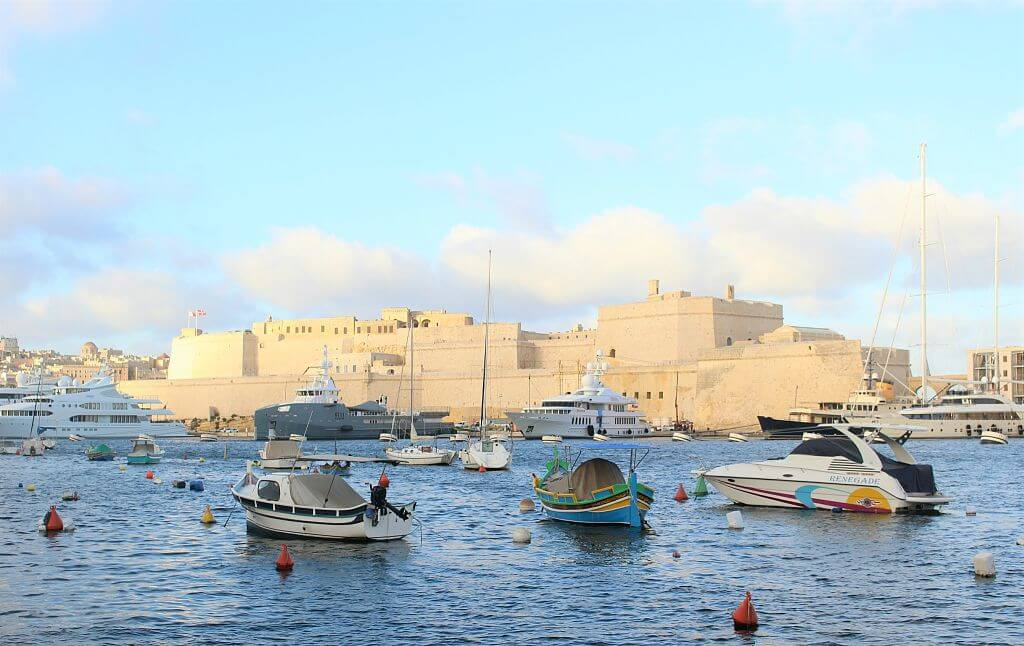 Three Cities malta Private Tour