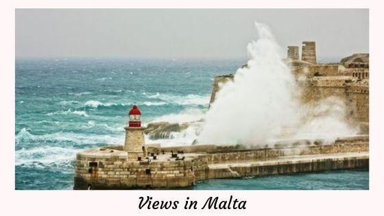 Views in Malta