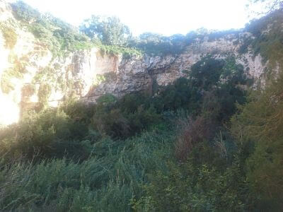 Il-Maqluba: The myths and legends surrounding the cavity in Malta.