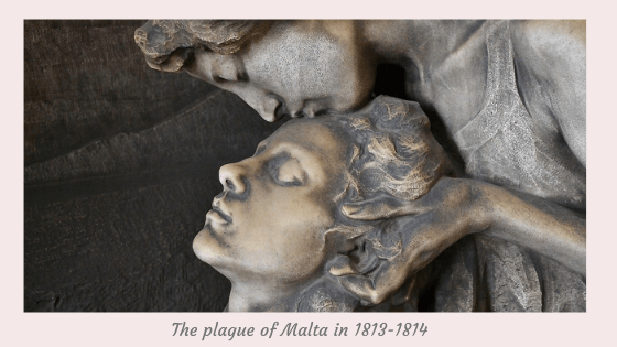 The plague of Malta in 1813-1814